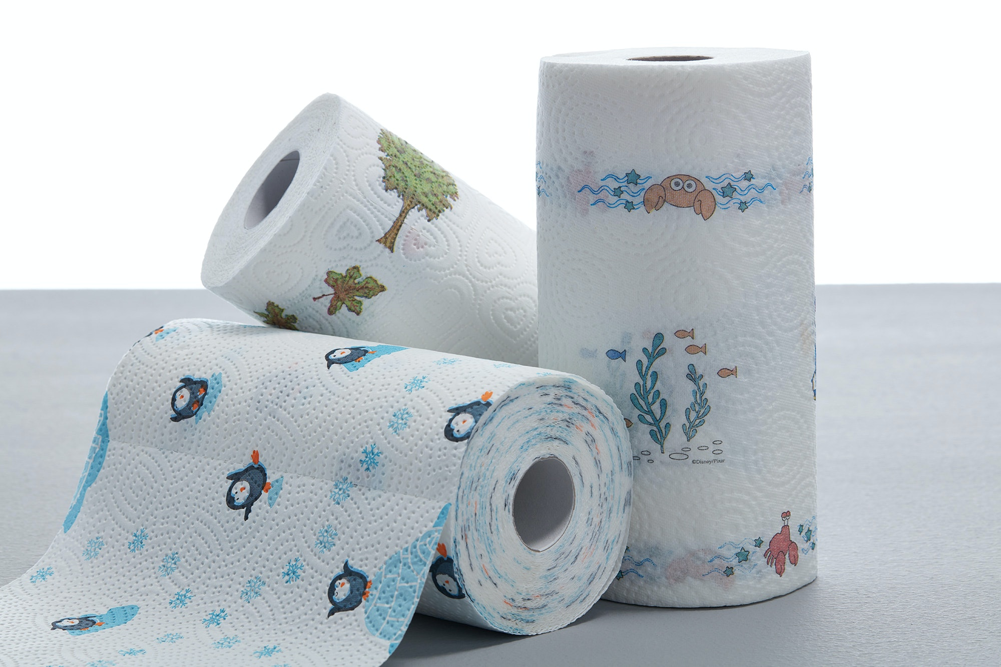 Flexographic Printing Inks for the Tissue Industry