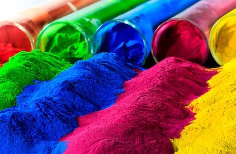 Inorganic pigments for plastics & elastomers
