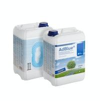 5 Liter Kanister AdBlue® mit flexiblem Ausgießer