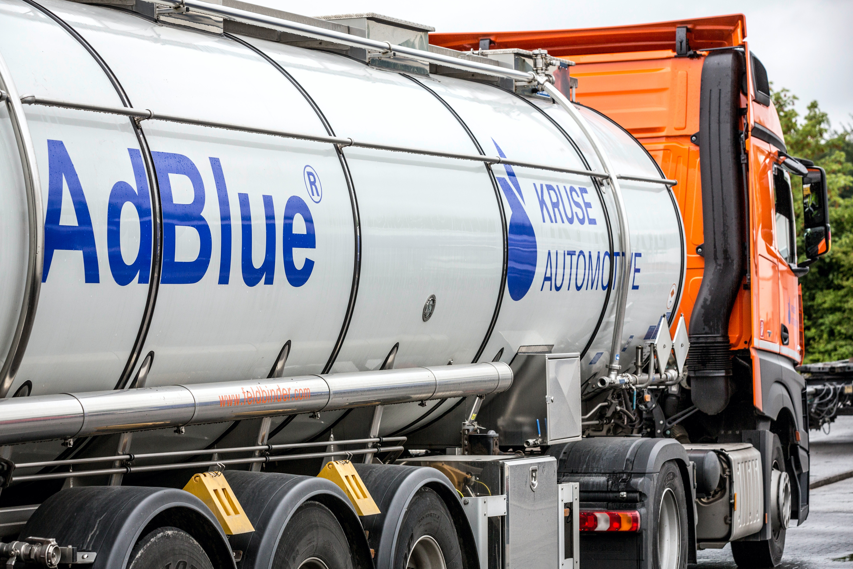 AdBlue Tankwagen
