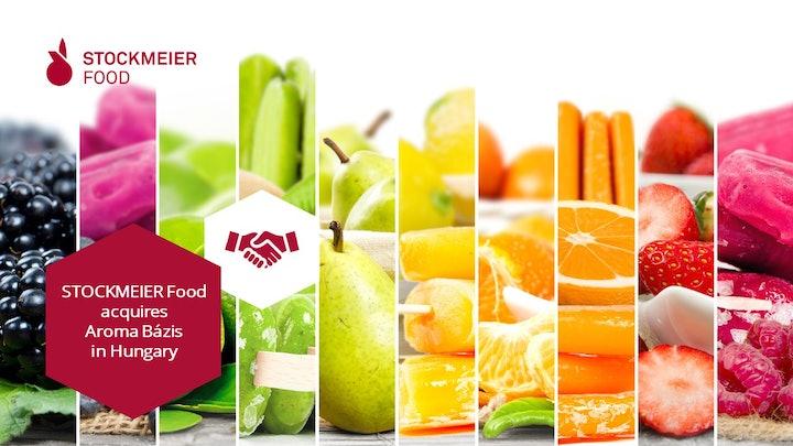 STOCKMEIER Food übernimmt Aroma Bazis